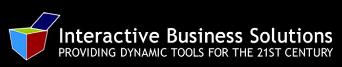 Interactive Business Solutions Logo